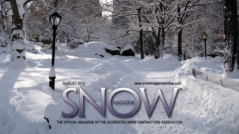 Snow Magazine featuring CSB Contractors Aug 24, 2012