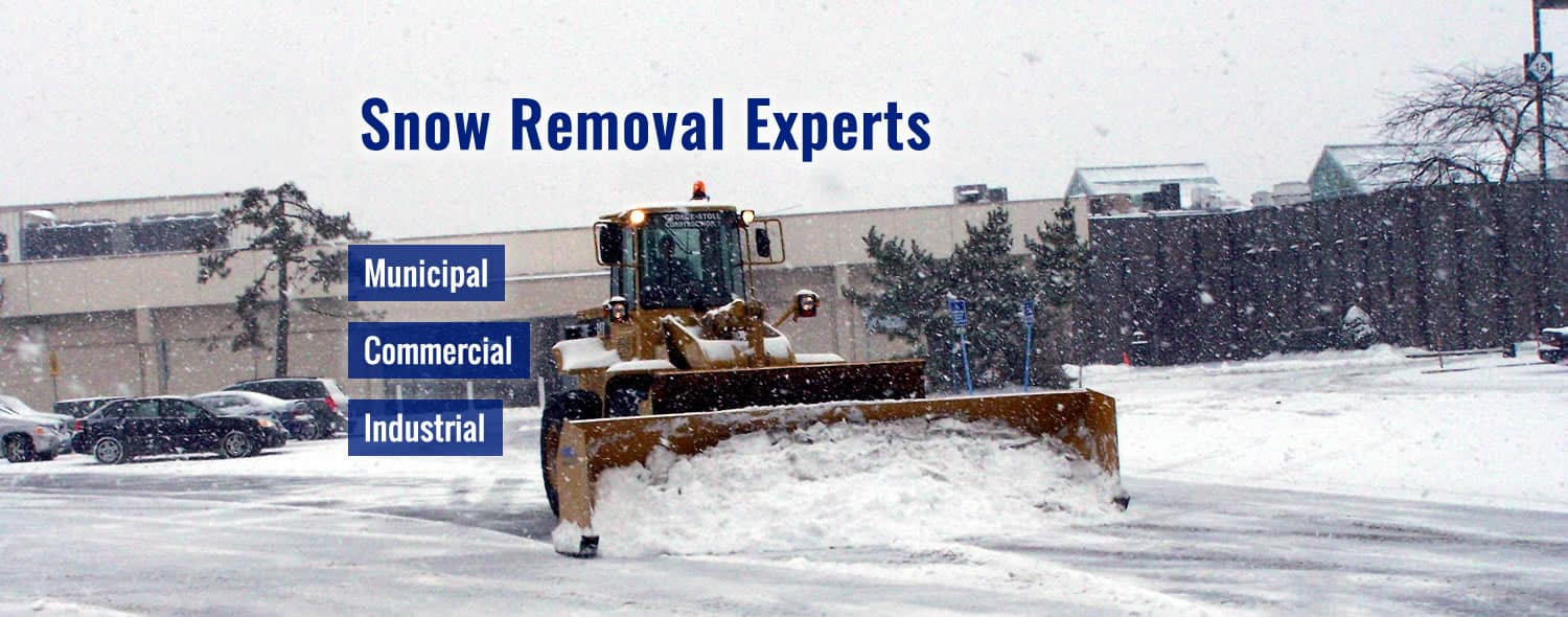 CSB Contractors - NY Snow Removal Plowing