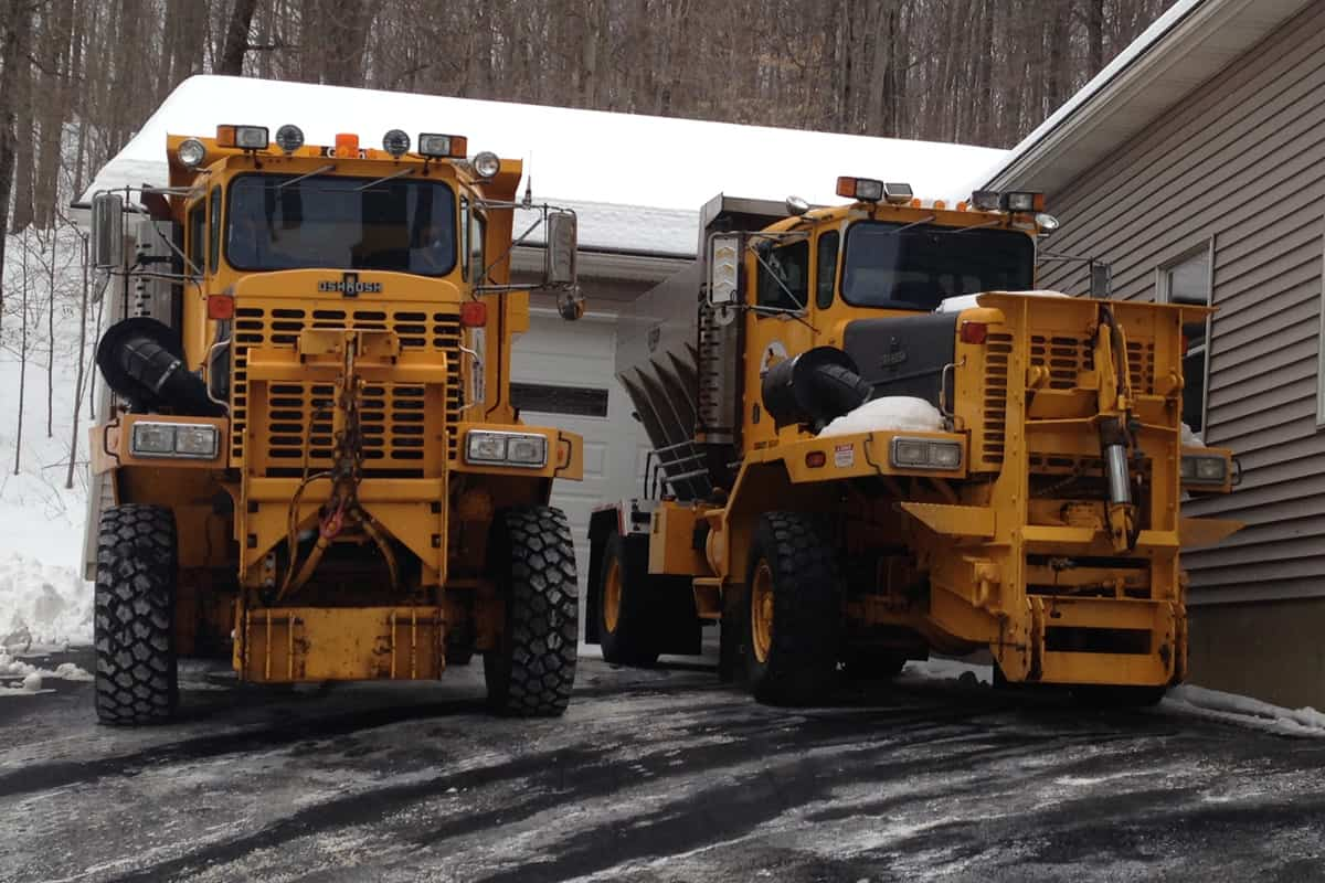 Other Specialized Snow Removal Equipment at CSB Contractors