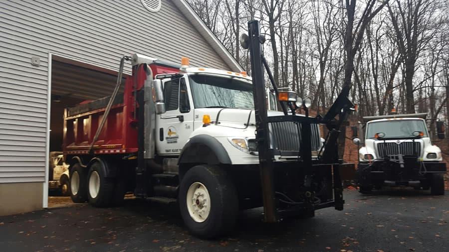 CSB Contractors, Inc. snow plows
