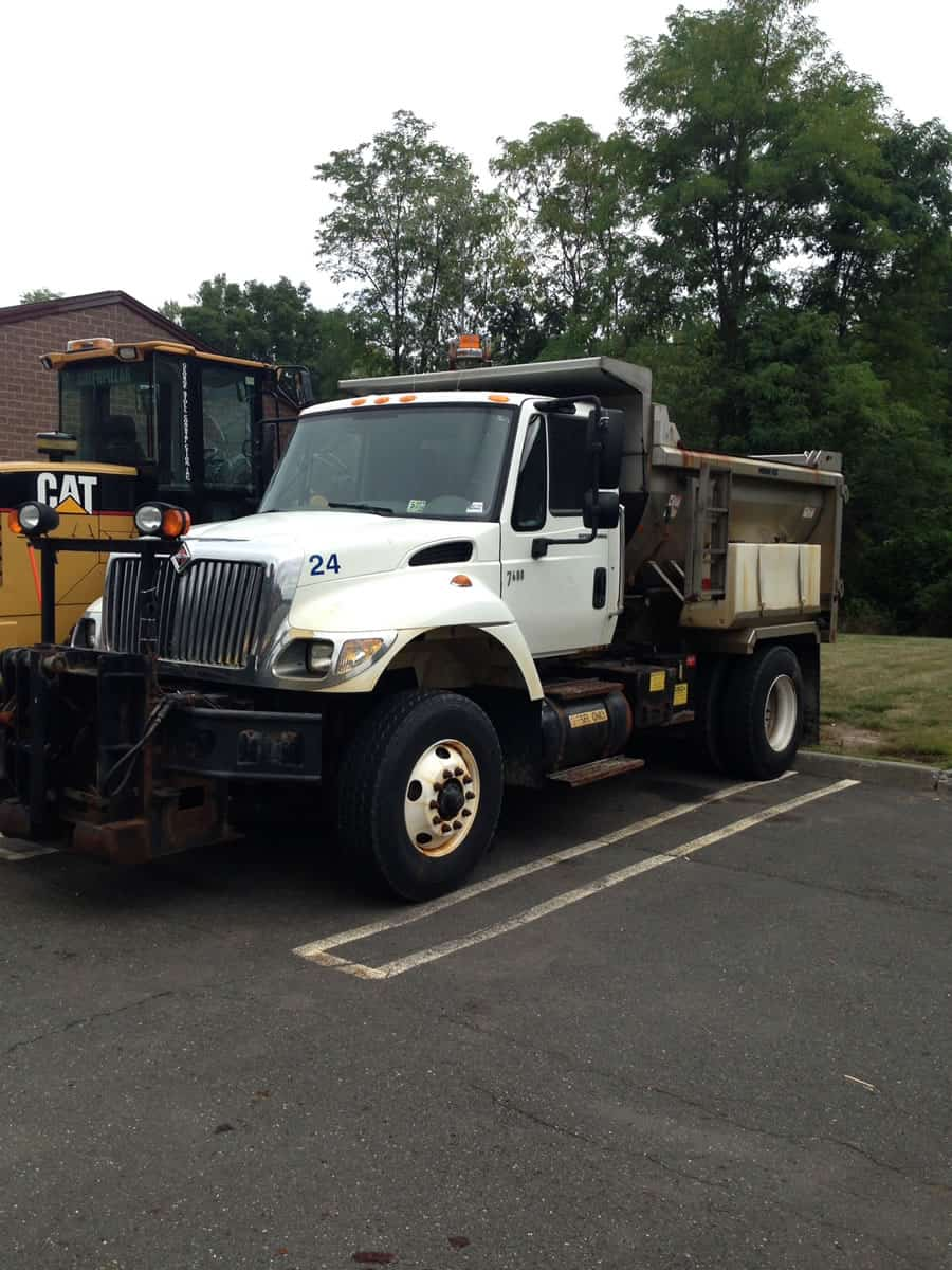 heavy duty truck - CSB Contractors, Inc.