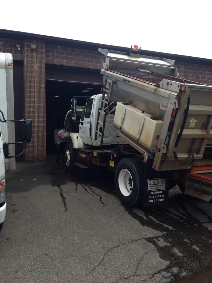 heavy duty truck maintenance at CSB Contractors, Inc.