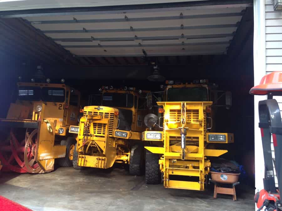 specialized snow equipment at CSB Contractors, Inc.